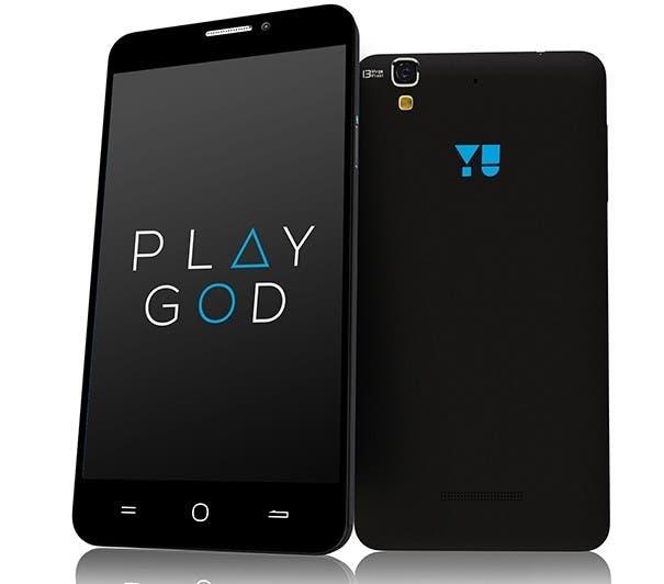 Yu Yureka, telefon kvůli kterému je aktualizace v Indii zakázána.