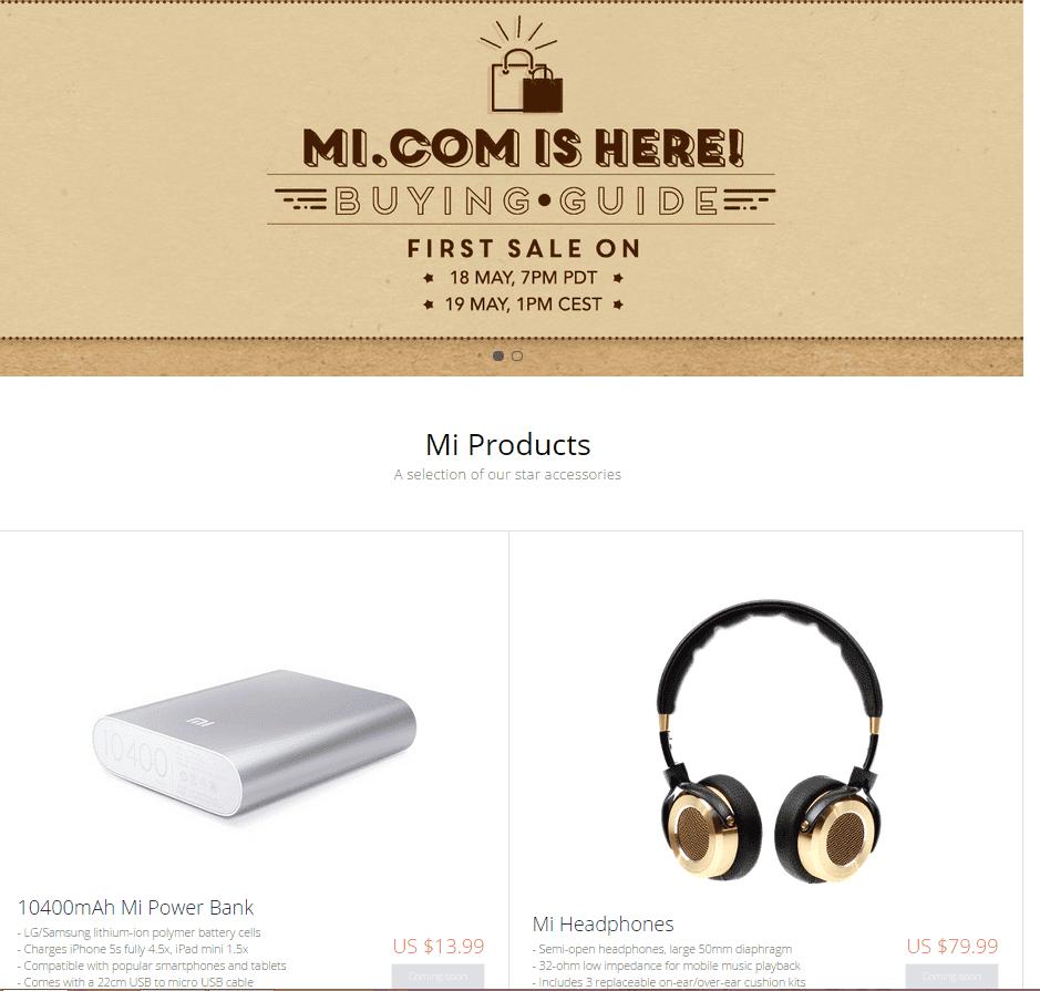 Xiaomi Mi store _2