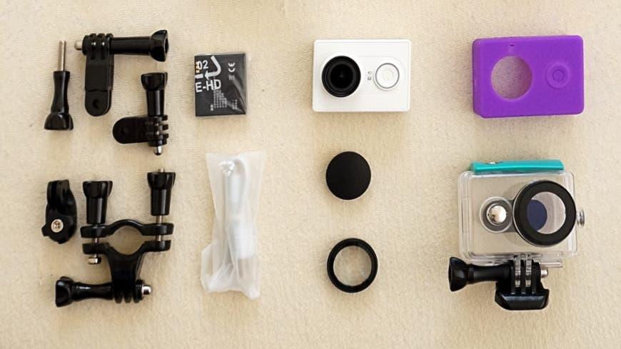 Recenze Xiaomi Yi Sport Camera - za tu cenu snese chválu d8123b1047