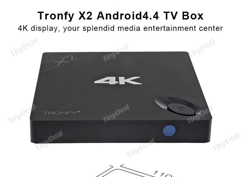 TinyDeal: Купоны на популярые TV BOX