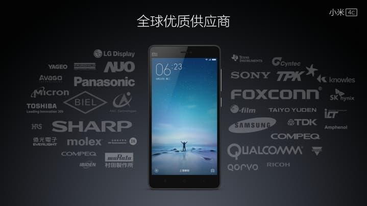 Xiaomi MI 4c blaster