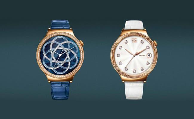 Huawei Watch Jewel a Elegant - chytré hodinky pro ženy představeny ... 24882bdf07