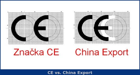 CE aneb China export_CE vs. CE