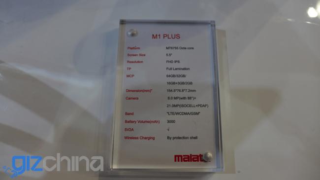 Malata M1 Plus