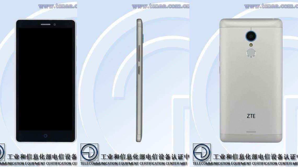 ZTE-N937St-front