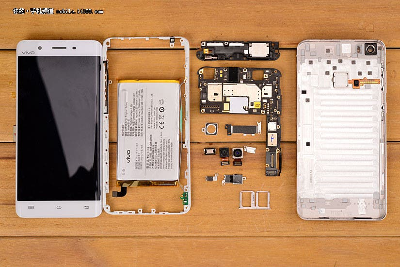 vivo XPlay5 teardown 24