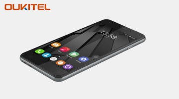 OUKITEL U7 Plus-grey