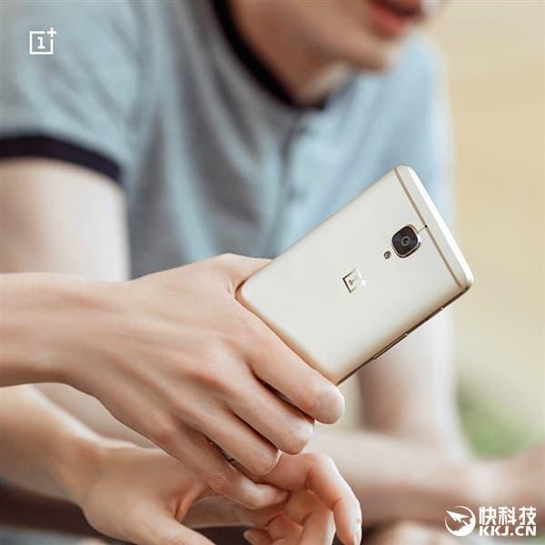 OnePlus 3 GoldSoft _3
