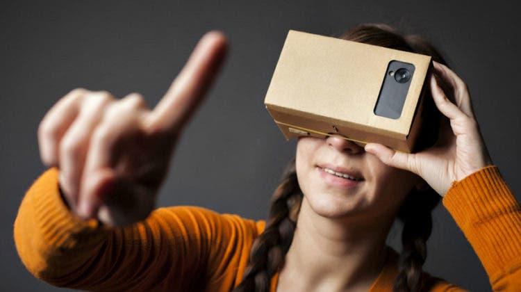 Virtuální realitu