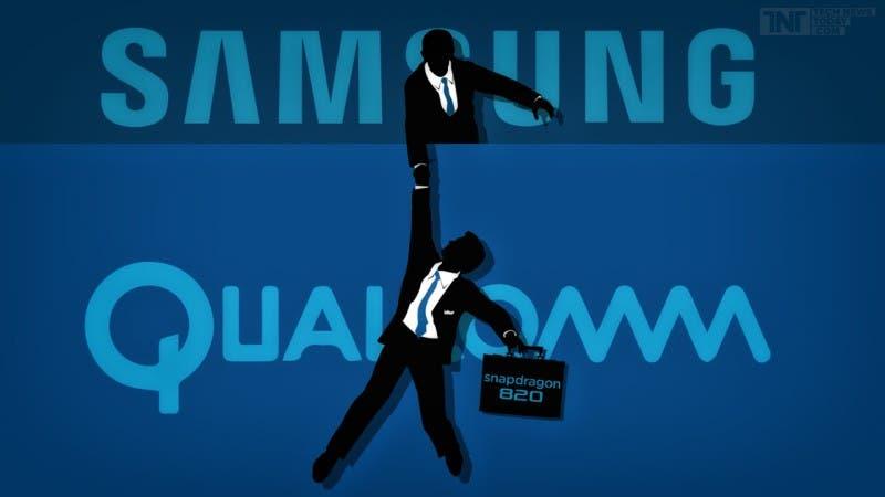 Qualcomm Samsung
