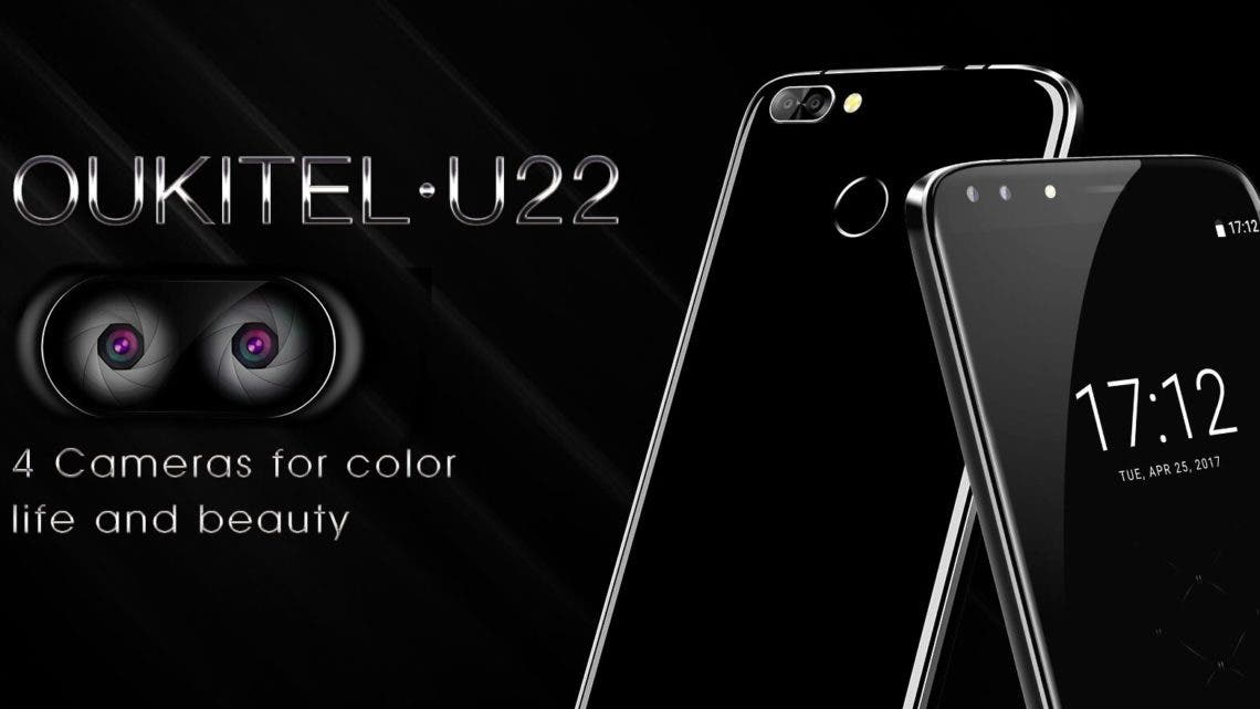 Oukitel U22