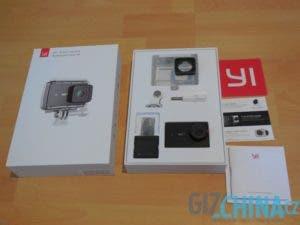 Unboxing Xiaomi YI 4K+
