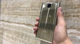video pohled na Elephone S8