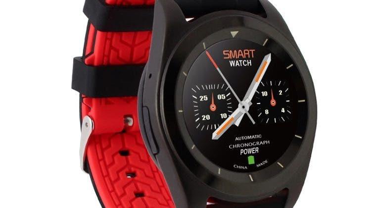 Soutěž o chytré hodinky NO.1 G6