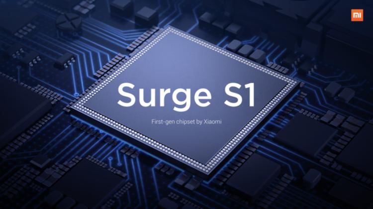 Surge S1 SoC