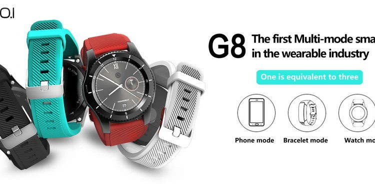 No.1 G8