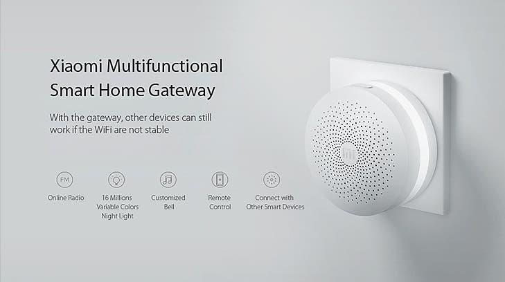 Xiaomi 5 v 1 Smart Home Security Kit
