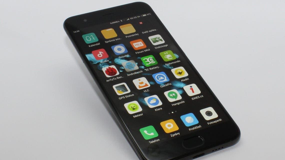 Recenze Xiaomi MI6