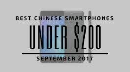 5 nejlepších čínských telefonů