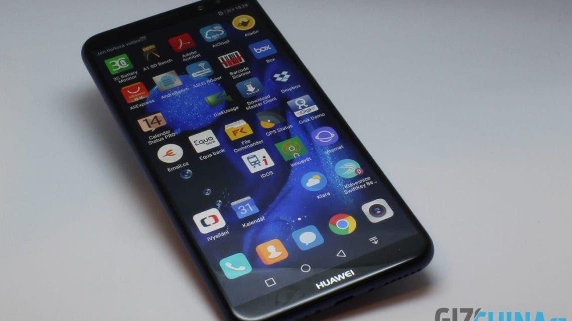 Recenze Huawei Mate 10 Lite