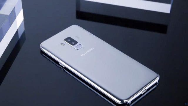 Bluboo S8+