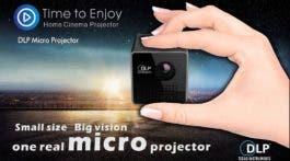 DLP projektor