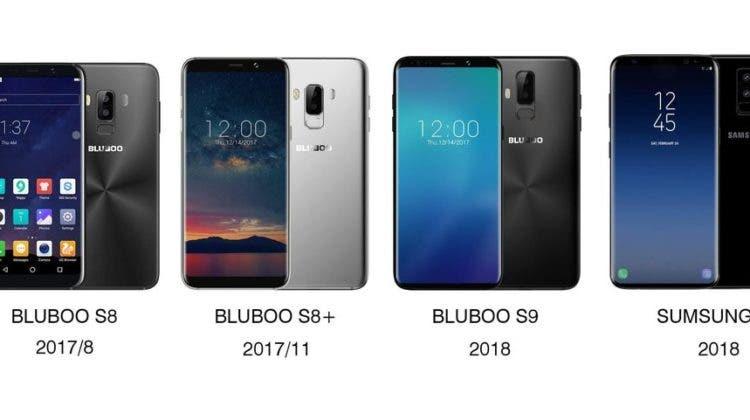 Bluboo S9