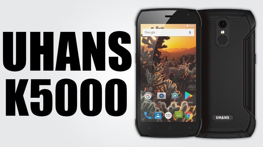 Uhans K5000