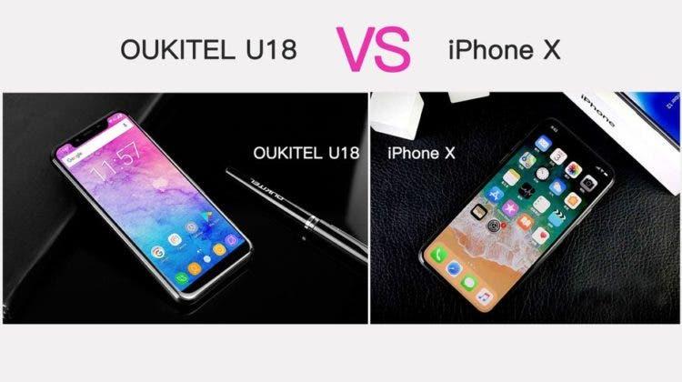 Oukitel U18