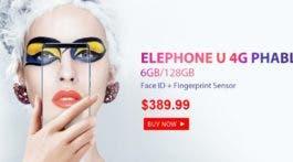 Elephone U
