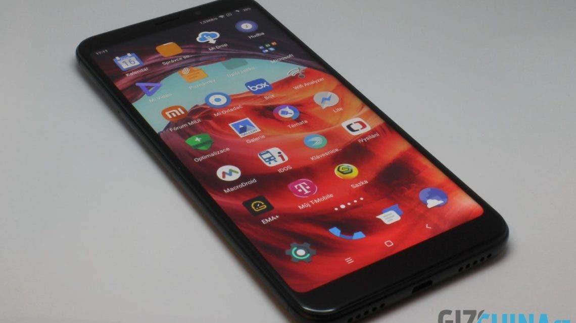 Recenze Xiaomi Redmi 5 Plus
