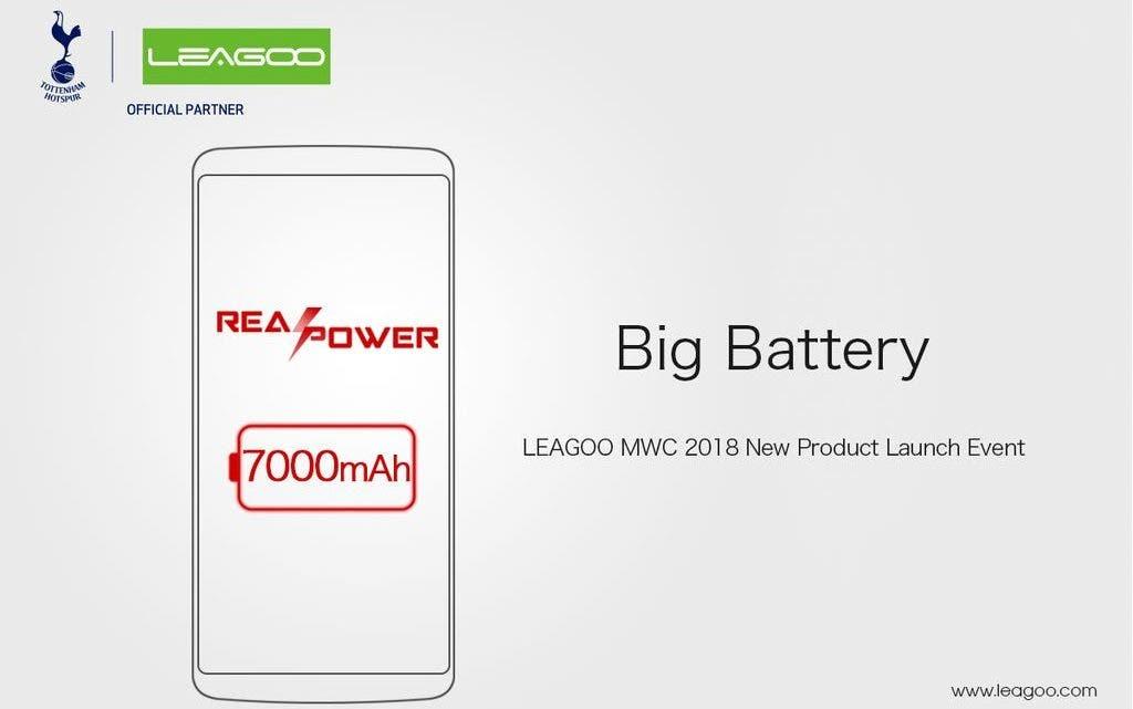 Leagoo Power 5