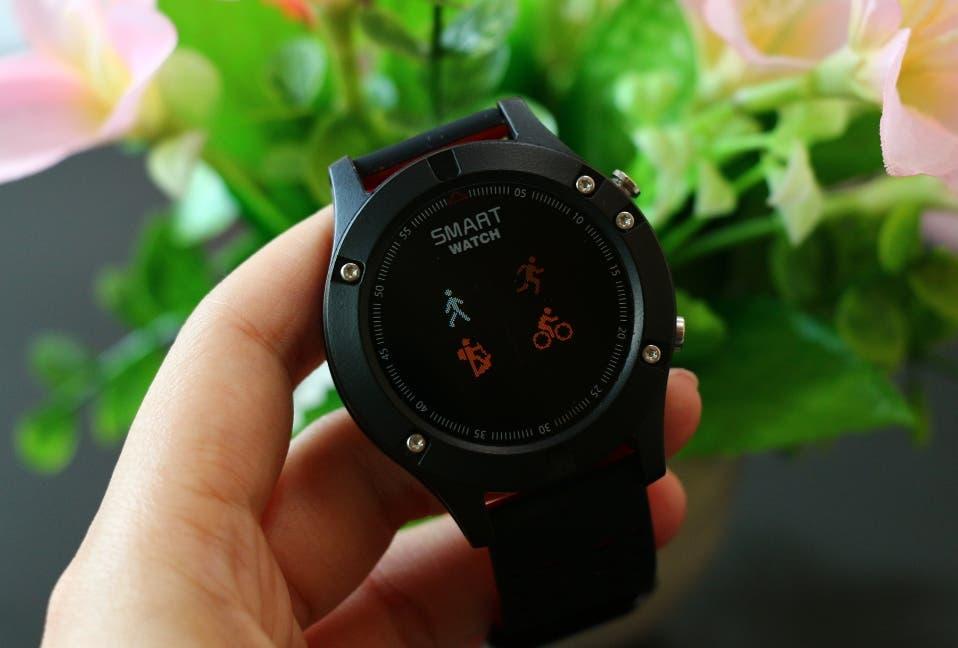99dce4da7cd Chytré hodinky značky No.1 v masivních slevách na Gearbestu ...