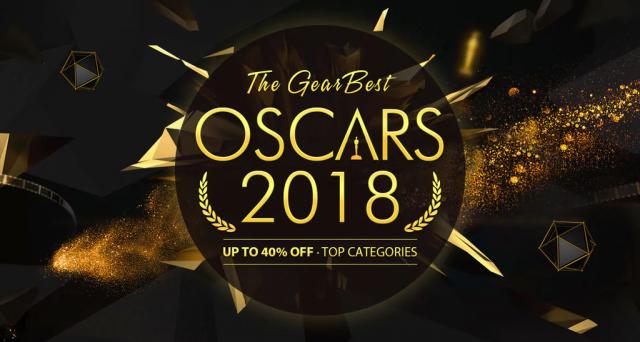 "Akce ""Oscars 2018"""