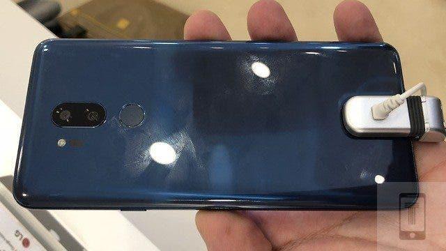 model LG G7