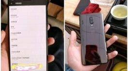 Skóre OnePlus 6