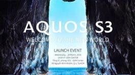 Sharp Aquos S3