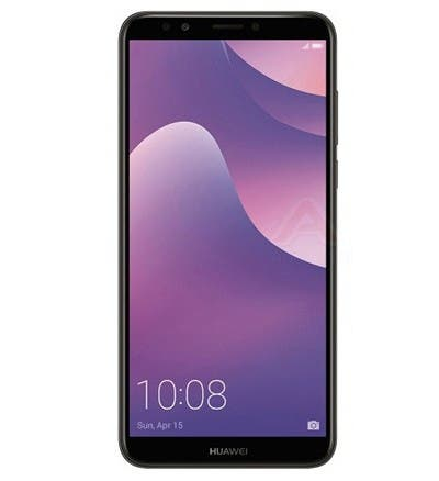 Rendery Huawei Y7