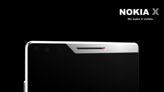 Koncept Nokia X