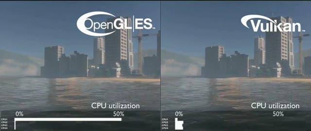 Vulkan Graphics API