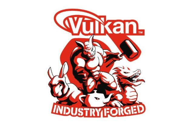 Vulkan Graphics API