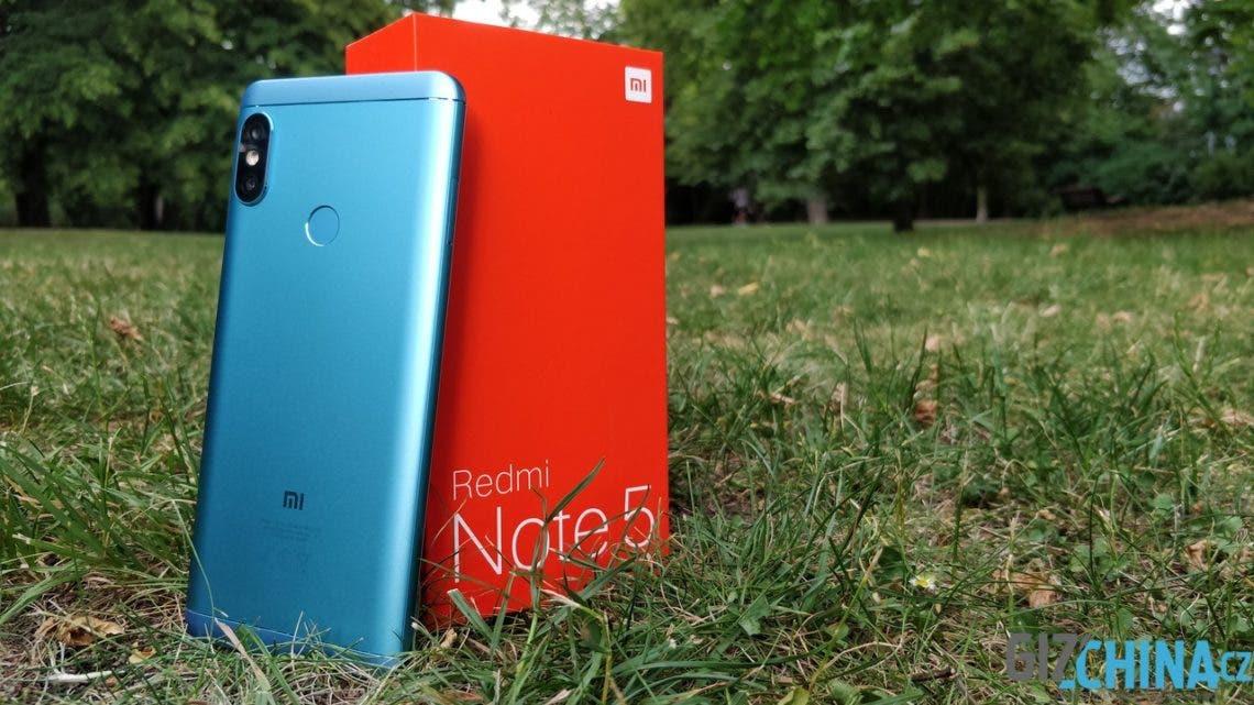 Recenze Xiaomi Redmi Note 5