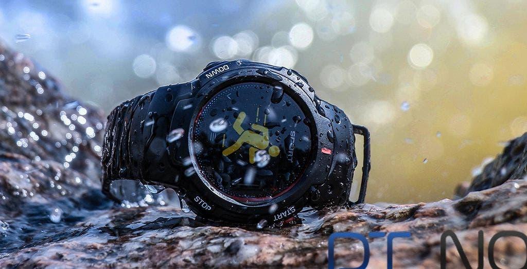 c33bf5f15 Nové odolné chytré hodinky No.1 F13 míří na trh - GizChina.cz
