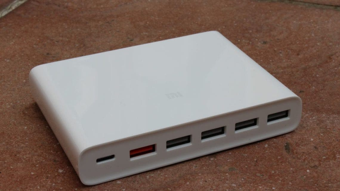 Recenze Xiaomi Multiport USB charger