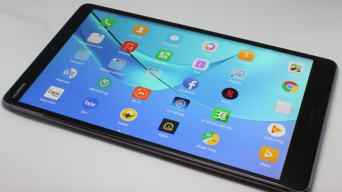 Recenze Huawei MediaPad M5