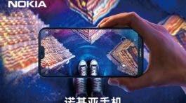 Nokia X6 zmizela