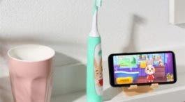 dětský elektrický zubní kartáček