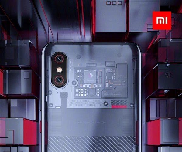 Xiaomi Mi 8 Explorers Edition