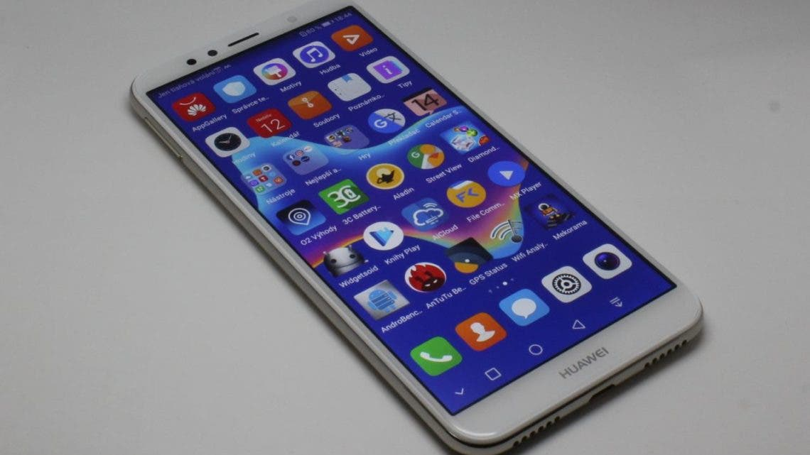 Recenze Huawei Y6 Prime