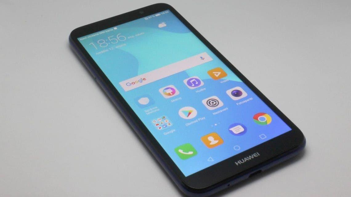 Recenze Huawei Y5 Prime